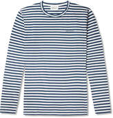 Norse Projects James Striped Cotton-Jersey T-Shirt