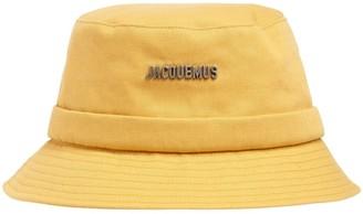 Jacquemus Le Bob Gadjo Canvas Bucket Hat