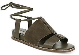 Vince Women's Forster Low Wedge Sandals