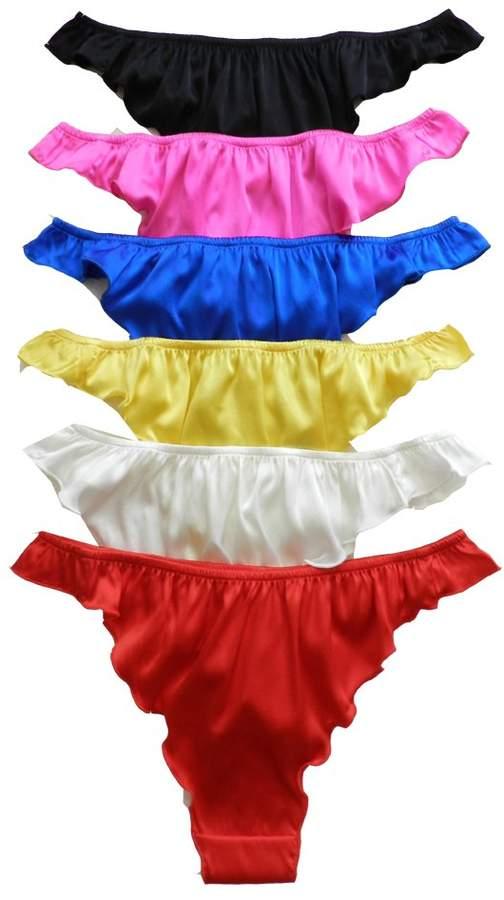 a269f5b5aa93 Silk Thong - ShopStyle Canada