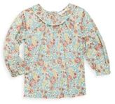 Ralph Lauren Baby Girl's Floral-Print A-Line Top