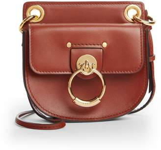 Chloé Mini Tess Leather Crossbody Bag