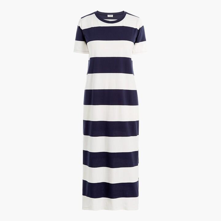 J.Crew Midi T-shirt dress