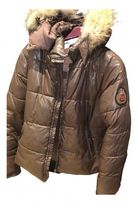 Bel Air Brown Rabbit Coats
