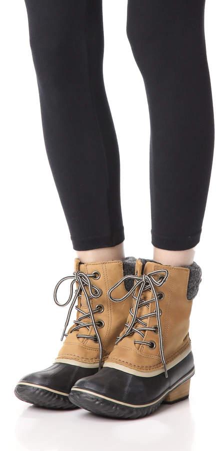 Sorel Slimpack Lace II Booties