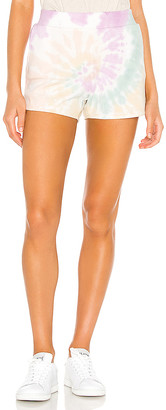 525 America Tie Dye Dolphin Shorts
