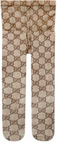 Thumbnail for your product : Gucci GG pattern tights
