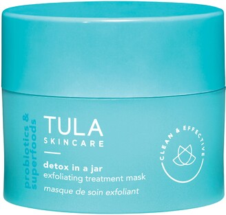 Tula Detox In A Jar Exfoliating Treatment Mask