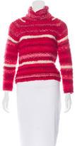 Junya Watanabe Wool Turtleneck Sweater