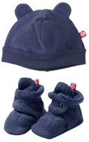Zutano 'Cozie' Hat & Bootie Set (Baby)