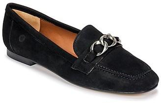 Betty London JYVOLI women's Loafers / Casual Shoes in Black