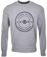 Henri Lloyd Hampton Jumper Grey