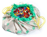 Play and Go Limited Edition Cactus Play Mat/Bag