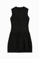 Simone Rocha Fine Tweed Mini Dress