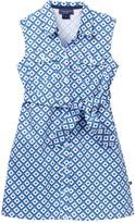 Toobydoo Merida Belted Shirtdress (Toddler, Little Girls, & Big Girls)