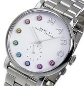 Marc by Marc Jacobs MARC BY JACOBS - Women's Watch MBM3420 White