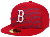 New Era Boston Red Sox July 4th Stars & Stripes 59FIFTY Cap