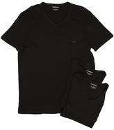 Emporio Armani 3-Pack V-Neck T-Shirt Men's T Shirt