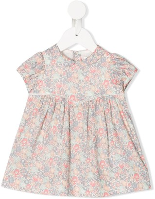 Bonpoint Naylis floral-print dress