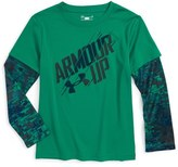 Under Armour Armour Up Graphic T-Shirt (Toddler Boys & Little Boys)
