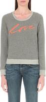 Sundry Love jersey sweatshirt