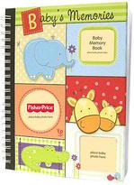 Fisher-Price Luv U Zoo Memory Book
