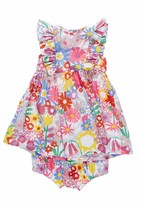 Stella McCartney Baby Girl's Floral Cotton Dress