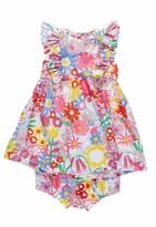 STELLA MCCARTNEY KIDS - Baby Girl's Floral Cotton Dress
