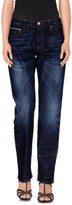 Care Label Denim pants - Item 42477138