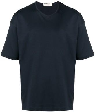 MACKINTOSH V-neck T-Shirt