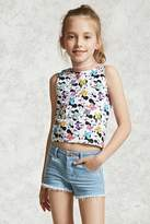 Forever 21 Girls Denim Cutoffs (Kids)