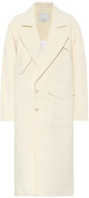 Tibi Wool-blend coat
