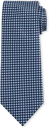 Giorgio Armani Men's Silk Arrow Jacquard Tie