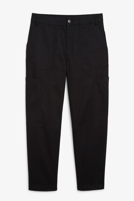 Monki Utility trousers