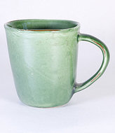 Southern Living New Nostalgia Collection Farm to Fork Terracotta Mug