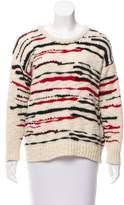 IRO Wool Scoop Neck Sweater