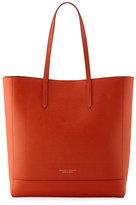 Ralph Lauren Modern Leather Tote Bag, Dark Orange
