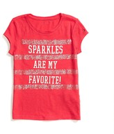 Tommy Hilfiger Sparkles Graphic Tee