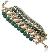 Pilgrim Women's Bracelet Autumn Bracelets - 29153_3.0 3.0 CM black