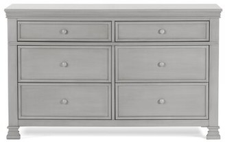 Child Craft Legacy Westgate 6 Drawer Double Dresser