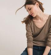 Promod Glitzy back-detail jumper