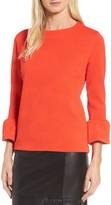 BOSS Women's Jacquard Knit Top