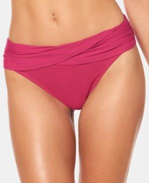 BLEU by Rod Beattie Bleu Rod Beattie Sarong Hipster Bikini Bottoms Women's Swimsuit