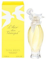 Nina Ricci L'Air du Temps Eau de Toilette Spray, 3.3 oz