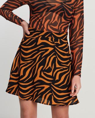 Ivyrevel A-Line Mini Skirt