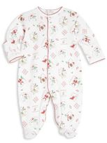 Kissy Kissy Baby's Pima Cotton Printed Footie