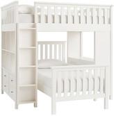Pottery Barn Kids Full Loft Bed & Twin Bed Set