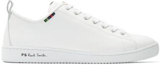 Paul Smith White Miyata Sneakers