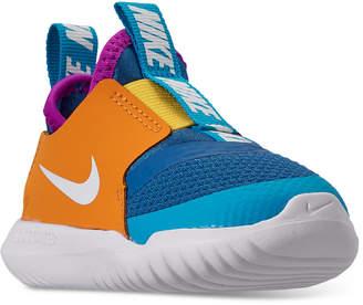 Nike Toddler Boys Flex Runner Slip-On Athletic Sneakers from Finish Line