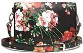 Forever 21 Floral Print Crossbody Bag